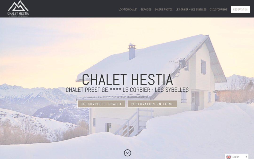 Chalet Hestia le Corbier