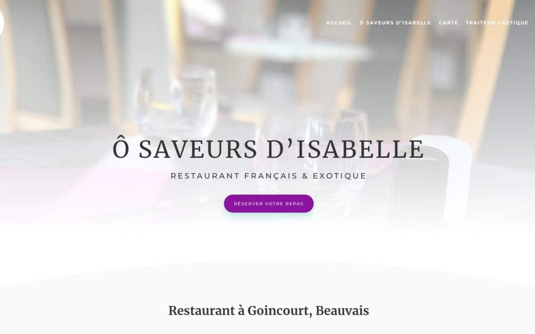 O Saveurs d'Isabelle