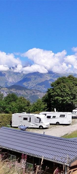 Camping Caravaneige du Col